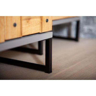 Комплект мебели Бриклаер Лофт 45 Метрополитен грей-7