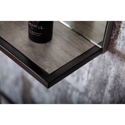 Комплект мебели Бриклаер Лофт 45 Метрополитен грей-4