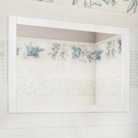 Зеркало Sanflor Ванесса 105 белое