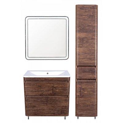 Комплект мебели Style Line Атлантика 60 Люкс Plus напольный старое дерево