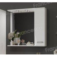 Зеркало-шкаф Francesca Альта 75