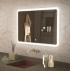 Зеркало с подсветкой Crystal Conrad 900х800-1
