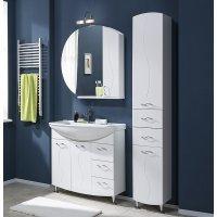 Комплект мебели Aquanet Моника 85