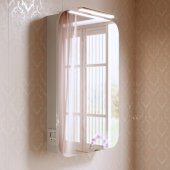 Шкаф-Зеркало для ванной Alavann Николь 55