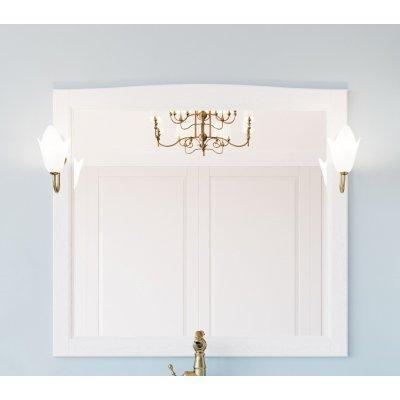 Зеркало ValenHouse Эллина 85 Белый