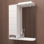 Зеркало-шкаф Velvex Coletti 50 белый