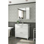 Комплект мебели Francesca Liverpool 85 белый
