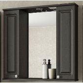 Зеркало-шкаф Francesca Империя 80-2 венге