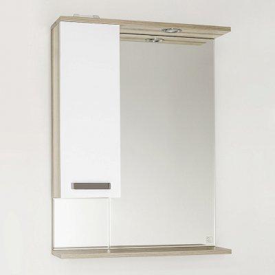 Зеркало-шкаф Style Line Ориноко 60/С белый, ориноко