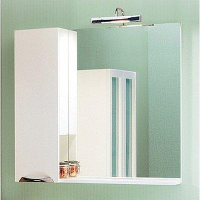Зеркало-шкаф Aqwella Лайн 85 L Li.02.08
