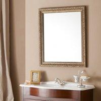 Зеркало Caprigo 80х90 багетное, 74 мм