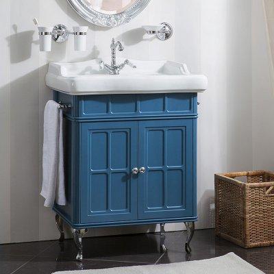 Тумба с раковиной Caprigo Borgo 60 blue