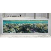Фотоэкран под ванну Francesca Premium Коралловые рифы