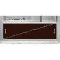 Экран под ванну Francesca Premium темно-коричневый