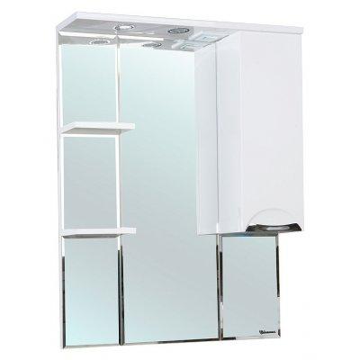 Зеркало-шкаф для ванной Bellezza Альфа 75