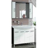 Комплект мебели Francesca Eco 105 белый-венге