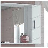 Зеркало-шкаф Francesca Eco 75 белый