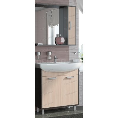 Комплект мебели Francesca Eco 80 дуб-венге