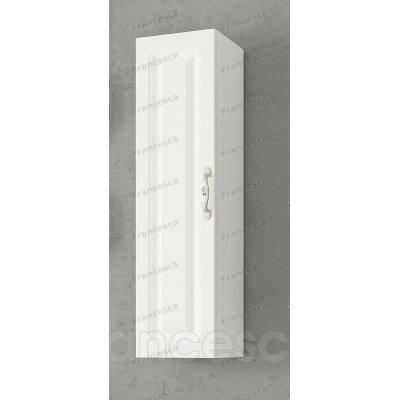Шкаф навесной Francesca Империя 20 белый (универсальный)