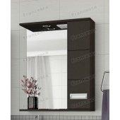 Зеркало-шкаф Francesca Кубо 60 С венге