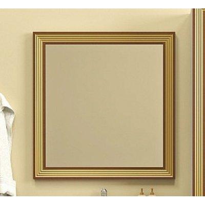 Зеркало Opadiris Карат 80 золотая патина