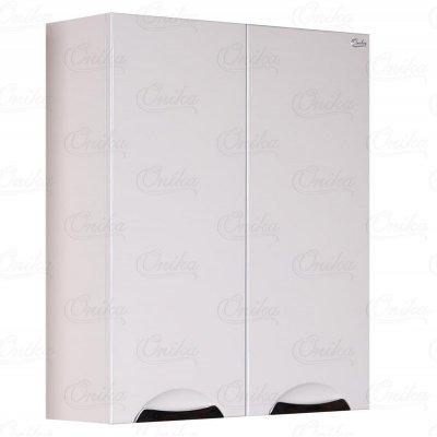 Шкаф для ванной двухдверный Onika Лагуна 60