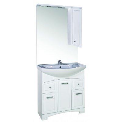 Комплект мебели для ванной АСБ-мебель Вита 60