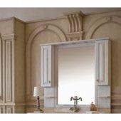 Зеркало-шкаф для ванной Аллигатор Капан B(D) 120