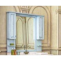 Зеркало-шкаф для ванной Аллигатор Капан E(D) 120