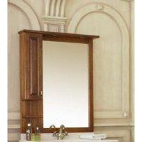 Зеркало-шкаф для ванной Аллигатор Капан L(D) 90
