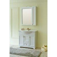 Комплект мебели для ванной Аллигатор Милана 8 85