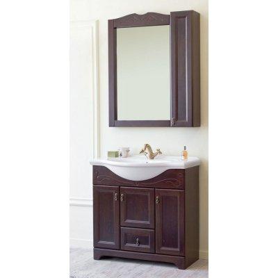 Комплект мебели для ванной Аллигатор Милана 8 85-1