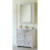 Комплект мебели для ванной Аллигатор Милана 9 60