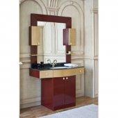 Комплект мебели для ванной Аллигатор Квадро A 120