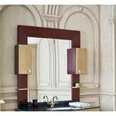 Зеркало-шкаф для ванной Аллигатор Квадро A 120