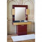 Комплект мебели для ванной Аллигатор Квадро B 120