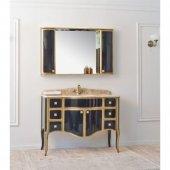 Комплект мебели для ванной Аллигатор Роял Комфорт P(M) 120