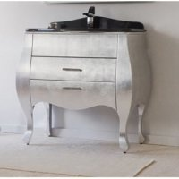Тумба с раковиной для ванной Аллигатор Роял Престиж 90S