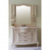 Комплект мебели для ванной Аллигатор Ван 110D