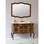 Комплект мебели для ванной Аллигатор Ван 110K