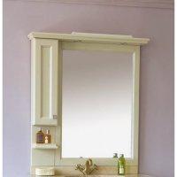 Зеркало-шкаф для ванной Аллигатор Вито 100L (D)
