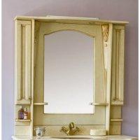 Зеркало-шкаф для ванной Аллигатор Вито 120B (D)
