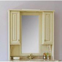 Зеркало-шкаф для ванной Аллигатор Вито 120E (D)