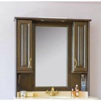 Зеркало-шкаф для ванной Аллигатор Вито 120H (D)
