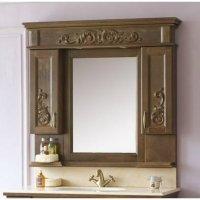 Зеркало-шкаф для ванной Аллигатор Вито 120P (D)