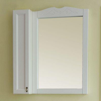 Зеркало-шкаф для ванной Аллигатор Милана 4 65