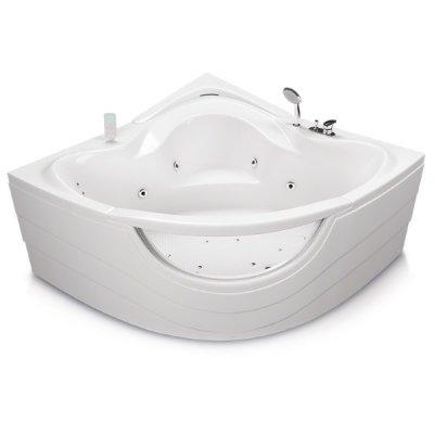 Акриловая ванна Акватика Аквариум 3D 150x150x72