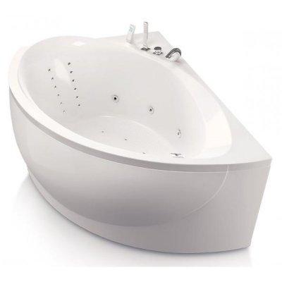 Акриловая ванна Акватика Альтернатива 3D 170x120x69