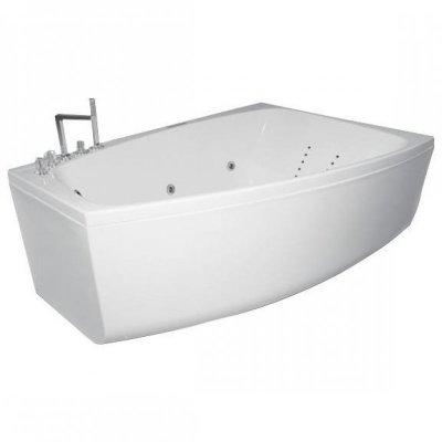 Акриловая ванна Акватика Альтея Basic 180x120x66