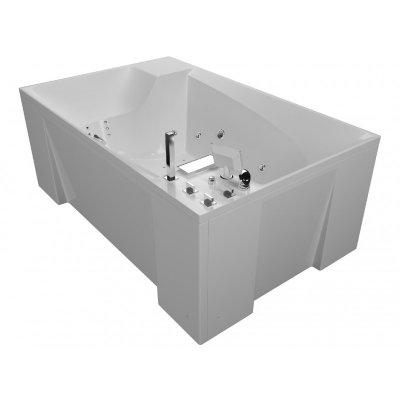 Акриловая ванна Акватика Архитектура Basic 190x120х74